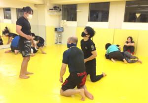 AQUA 総合格闘技クラス